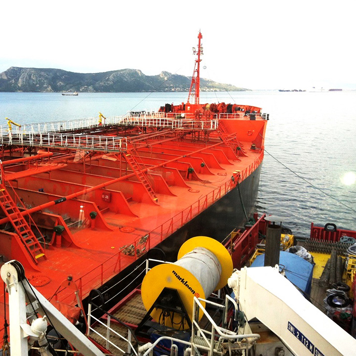"Chemical Tanker<div class=""subtitle"">Structural Health monitoring</div>"